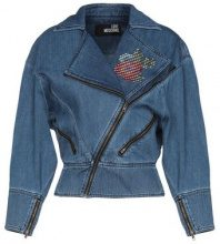 LOVE MOSCHINO  - JEANS - Capispalla jeans - su YOOX.com