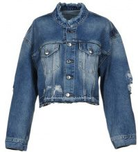 MARCELO BURLON  - JEANS - Capispalla jeans - su YOOX.com