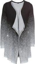 Cardigan con lurex