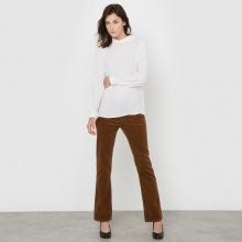 Pantaloni in velluto bootcut
