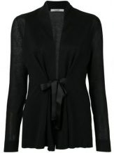 - La Fileria For D'aniello - Cardigan - women - Cotone/viscose/Polyamide/Polyester - 46 - Nero