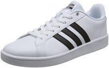 adidas Uomo Cf Advantage scarpe da ginnastica, Vari colori (Ftwbla/Negbás/Ftwbla), 38 EU