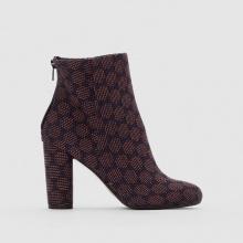 Boots fantasie al tacco