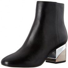 Aldo Kaedi, Stivali Donna, Nero (Black Leather), 36 EU