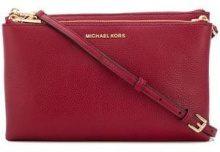- Michael Michael Kors - Borsa a tracolla - women - pelle - Taglia Unica - di colore rosso