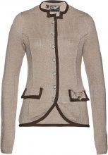 Giacchina tradizionale in misto lana