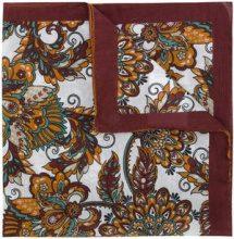 - Eleventy - Foulard quadrato a fiori - women - seta/cotone - Taglia Unica - multicolore