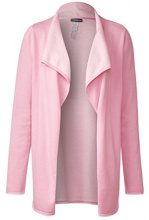 Street One 252655, Cardigan Donna, Rosa (Cameo Pink 11337), 46
