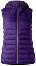 Street One 220074, Gilet da Esterno Donna, Violett (Rich Purple 11367), 44