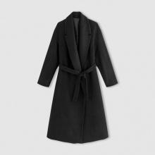 Cappotto lungo stile vestaglia
