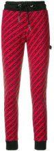 - Gcds - Pantaloni della tuta - women - Polyester - S - Rosso