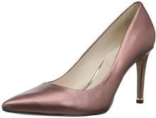 Kenneth Cole Riley 85 Pump, Scarpe con Tacco Donna, Rosa (Copper 221), 38 EU