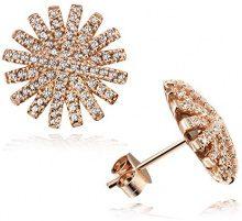 Goldmaid Orecchini a perno Donna argento - Fo O6005SR