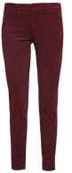 Pantaloni - bordeaux red