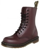 ORIGINALS 1490 EYE BOOT - Stivaletti con i lacci - cherry red rouge