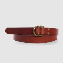 Cintura doppia fibbia in metallo
