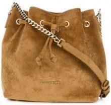 - Lancaster - bucket shoulder bag - women - pelle - Taglia Unica - color carne