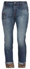 MAURIZIO MASSIMINO  - JEANS - Pantaloni jeans - su YOOX.com