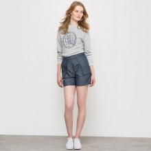 Shorts lino / cotone