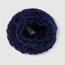 Snood maglia grossa