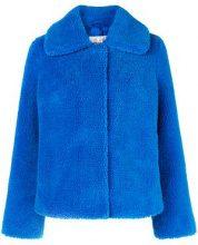 - Stand - Cappotto corto - women - fibra sintetica - 36, 38, 40 - di colore blu