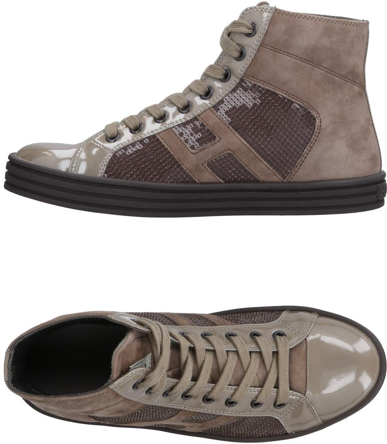 739d117256ac0 HOGAN REBEL - CALZATURE - Sneakers   Tennis shoes alte -