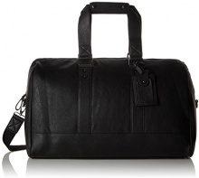 Aldo Northville, Borsa con Maniglia Uomo, Nero (Black Leather/97), 25x38x51 cm (B x H x T)