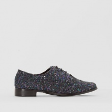 Derby paillettes