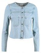 VMMONA  - Giacca di jeans - light blue denim