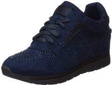 XTI 48287, Pantofole a Stivaletto Donna, Blu Navy, 38 EU