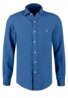 SLIM FIT  - Camicia - chalet blue