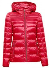 ESPRIT 078ee1g001, Giacca Donna, Rosa (Pink Fuchsia 660), Small