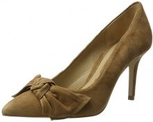 Buffalo London 184983, Scarpe con Tacco Donna, Beige (Amendoa 01), 36 EU