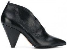 - The Seller - Pumps con tacco a cono - women - Leather - 40, 38, 36, 41, 39 - di colore nero