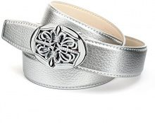 Anthoni Crown 1LDTS, Cintura Donna, (Silber 101), 95 cm