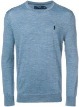 - Polo Ralph Lauren - perfectly fitted sweater - men - Merino - S, M, L, XL, XXL - Blu