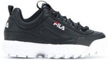 - Fila - Sneakers con suola rialzata - women - fibra sintetica/gomma/pelle - 9, 7, 9.5 - di colore nero