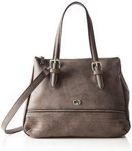Gerry Weber Handbag M - Borsa con Maniglia, da Donna, Colore Marrone (Mauve 305), 29x22x14 cm