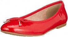 Tamaris 22123-21, Ballerine Donna, Rosso (Chili Patent 520), 41 EU