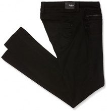 Pepe Jeans New Brooke PL200019, Jeans Donna, Nero (Black 999), W28/L30