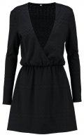 SUZY - Vestito di maglina - black