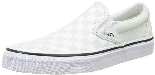 42e925faeb Vans Classic Slip-on, Sneaker Infilare Donna, Verde (Checkerboard ...