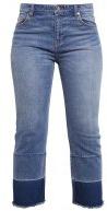 KICKER - Jeans a sigaretta - blue