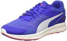 Puma Sneaker Ignite V2, Blu Royal/Bianco/Rosso, 38 (5 UK)