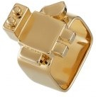 ROBO BABY - Anello - gold-coloured