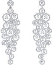 Swarovski Orecchini a pendolo e goccia Donna acciaio_inossidabile - 5408280