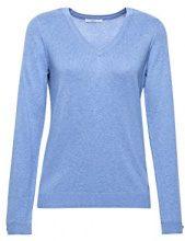 edc by Esprit 078cc1i001, Felpa Donna, Blu (Blue Lavender 5 429), Small