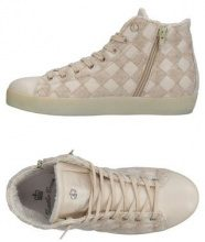 LEATHER CROWN  - CALZATURE - Sneakers & Tennis shoes alte - su YOOX.com