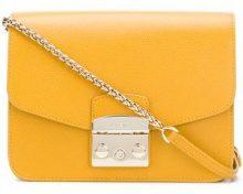 - Furla - Metropolis bag - women - fibra sintetica/pelle - Taglia Unica - di colore giallo