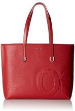 HUGO Nadalia-h 10195704 01 - Borse Tote Donna, Rot (Bright Red), 34x29x17 cm (L x H D)